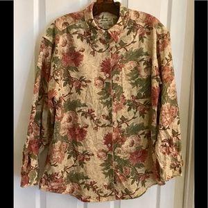 Eddie Bauer Heavyweight Cotton Shirt